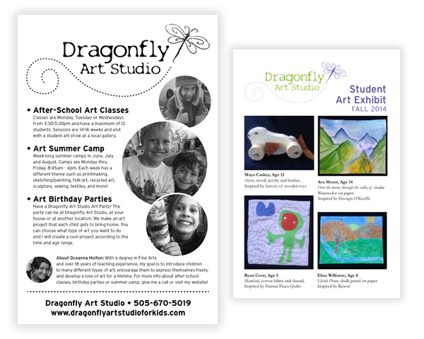 Dragonfly Art Studio