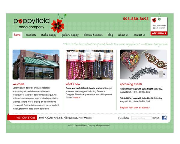 Poppyfield Bead Company