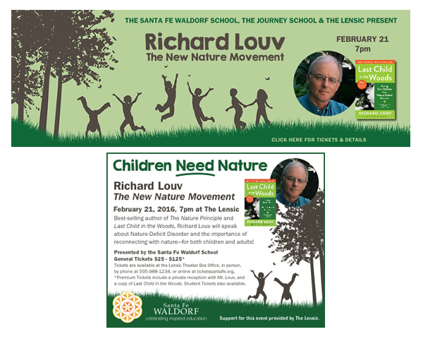 Richard Louv Event