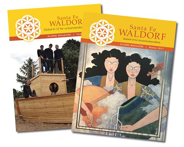 Waldorf Alumni Magazine