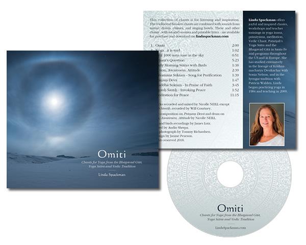 Linda Spackman Chant CD